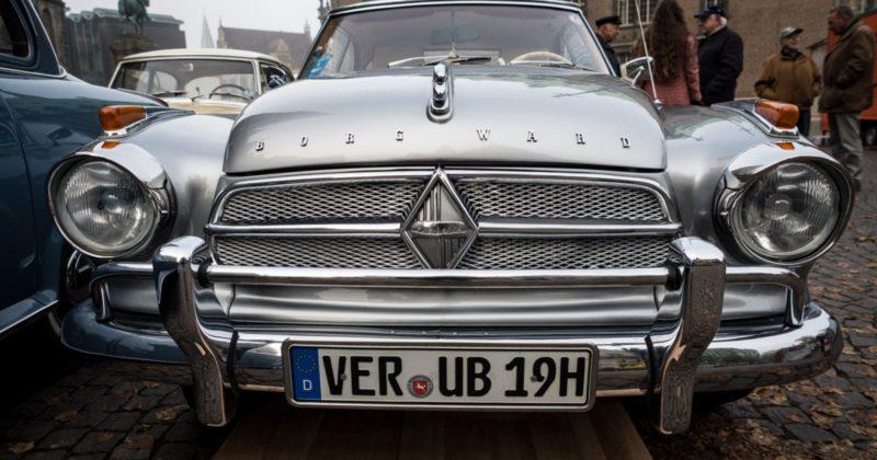 Borgward: Angestaubte Marke sucht Käufer
