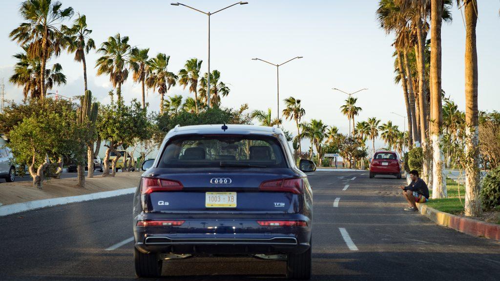 Audi Q5 - Bild:Sandra Schink