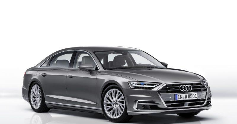 Der neue Audi A8: Was heute technisch machbar ist, ohne Elektroantrieb