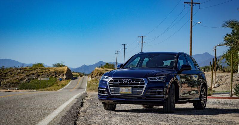 Audi Q5: Ein toller SUV dank vieler, teurer Extras
