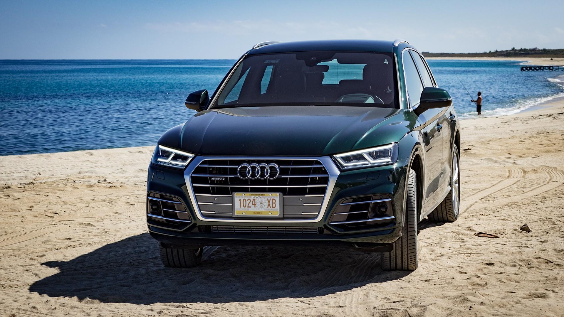 Audi Q5 - Frontansicht - Bild: Sandra Schink