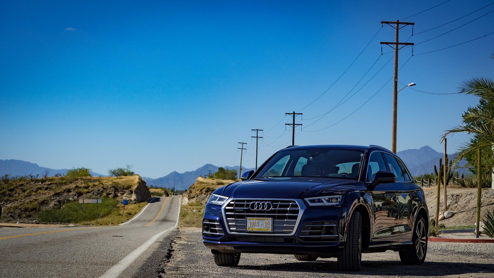 Audi Q5 Quattro - Bild: Sandra Schink