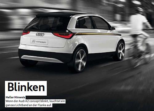 Audi Licht