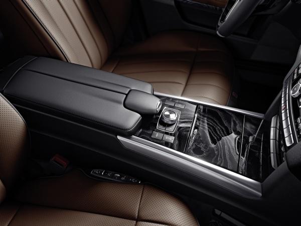 Mercedes-Benz E-Klasse, Modellpflege, (W 212), 2012