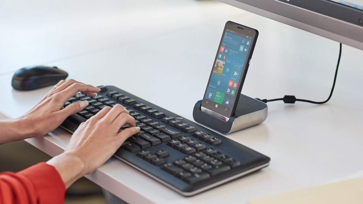 HP Elite X3 - Docking Station