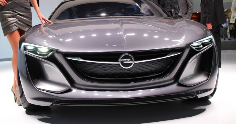 Opel PSA Pressekonferenz am 09.11.17 um 09:15: Live
