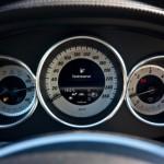 Mercedes Instrumententafel