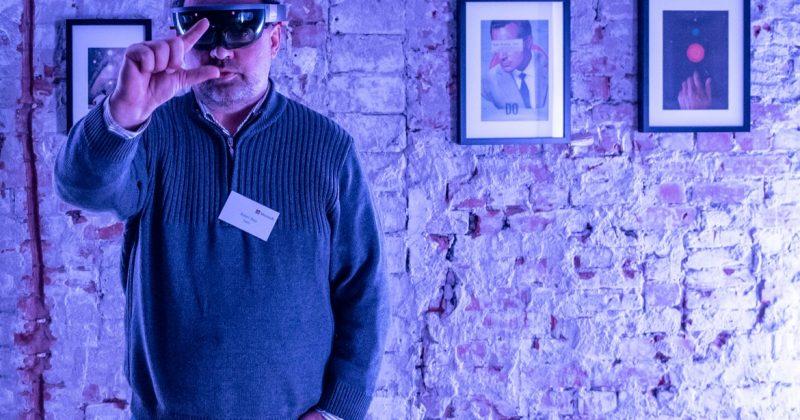 Microsoft HoloLens: Das Holodeck für Arme?