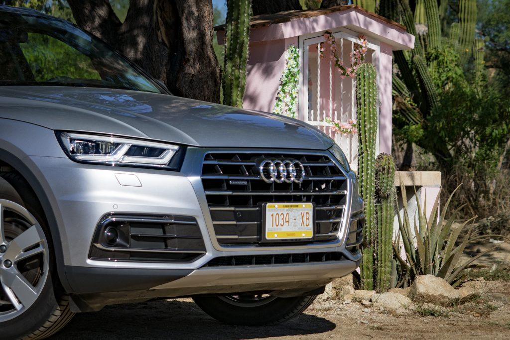 Audi Q5 - Bild: Sandra Schink