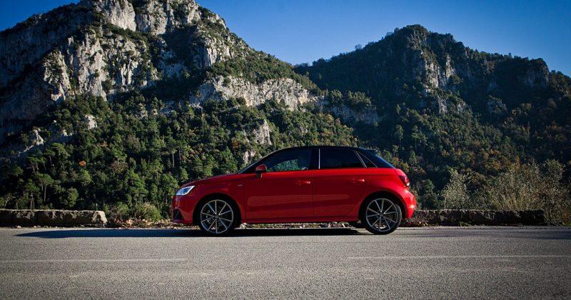 Der neue Audi A1 und A1 Sportback in Bildern