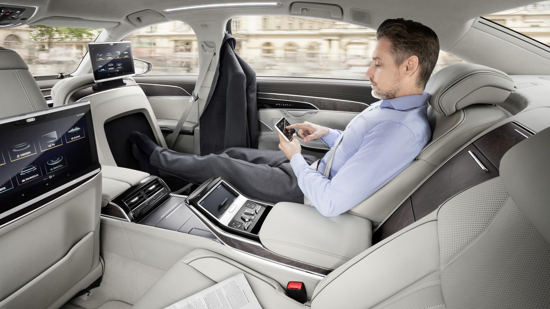 Audi A8 Fonds