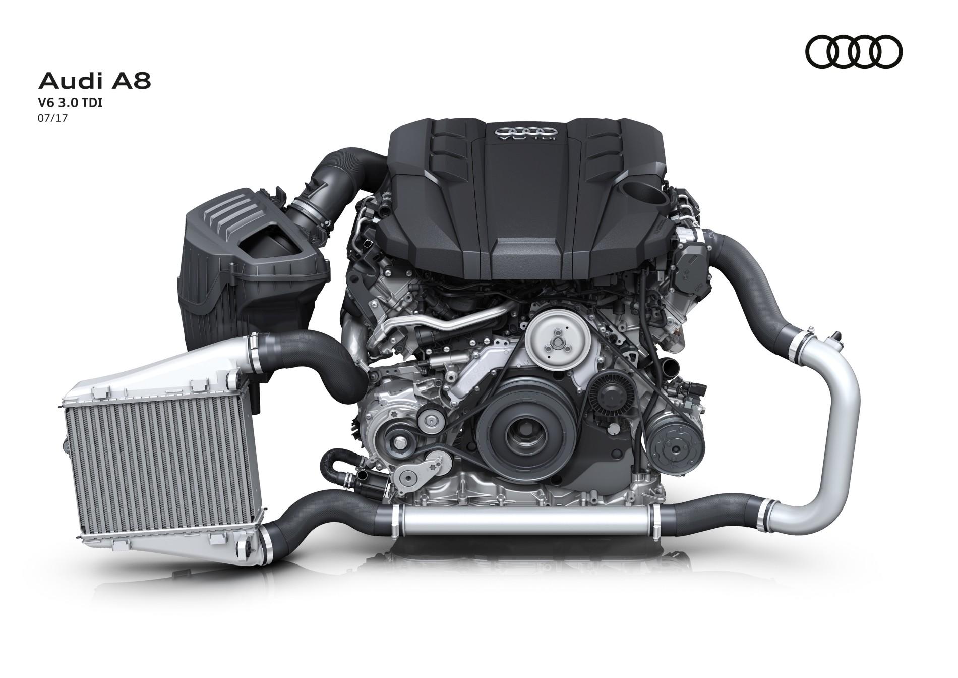 Audi A8 - V6 3.0 TDI