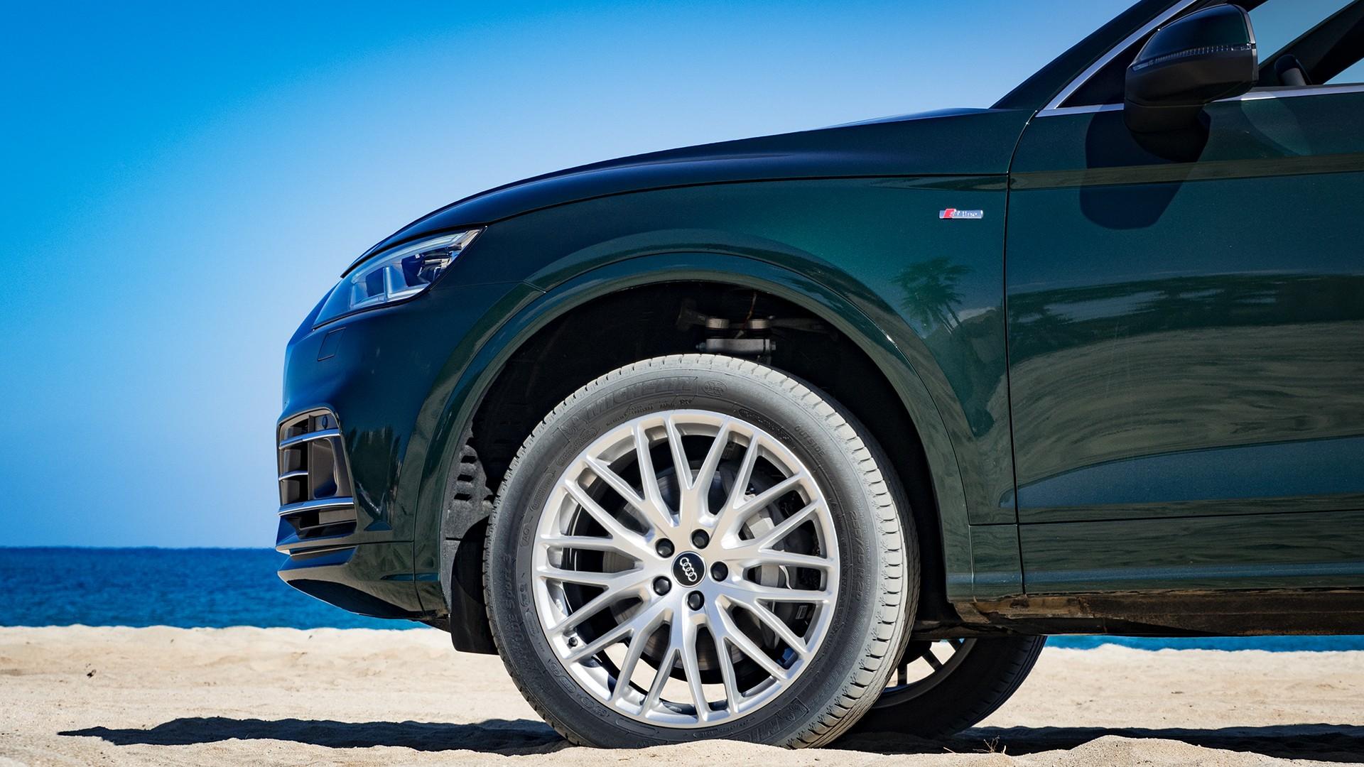 Audi Q5 - Quattro Ultra - Bild: Sandra Schink