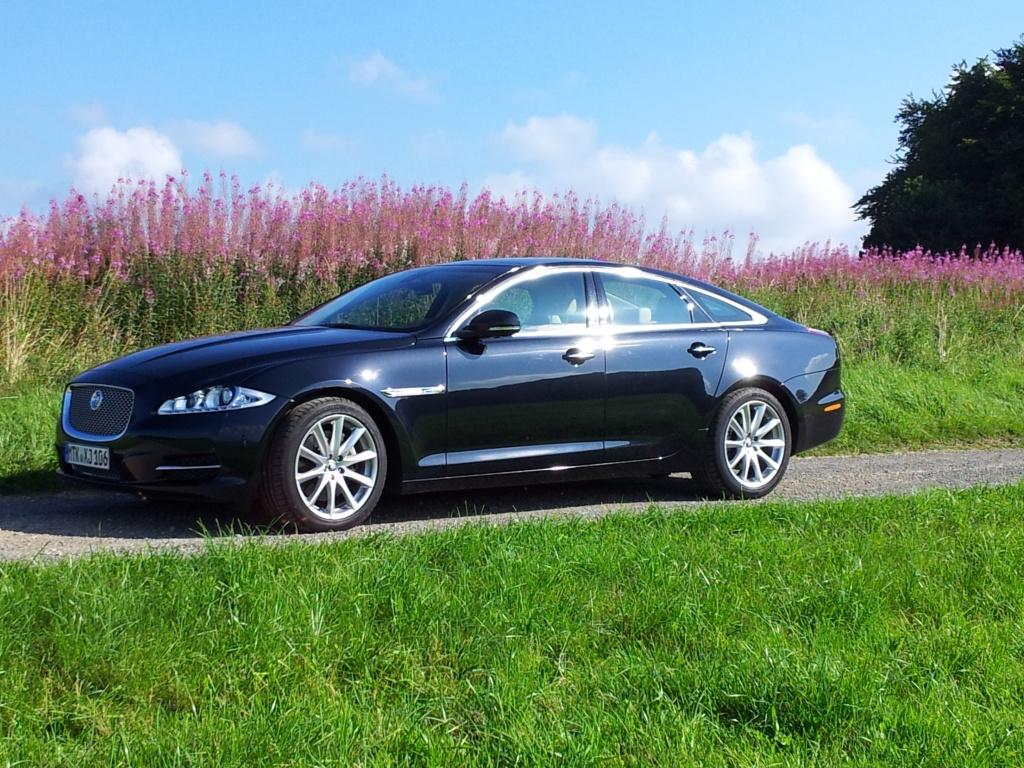 Jaguar XJ seitlich
