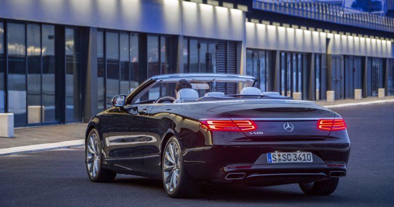 Mercedes Benz: Marktentwicklung seit 2010