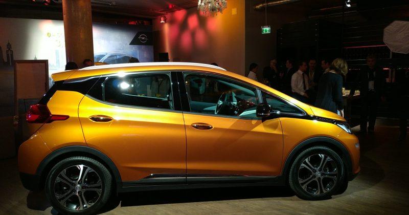 Der neue Opel Ampera-e: Der Preis ist heiss