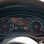 Audi Instrumententafel