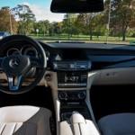 Mercedes Cockpit