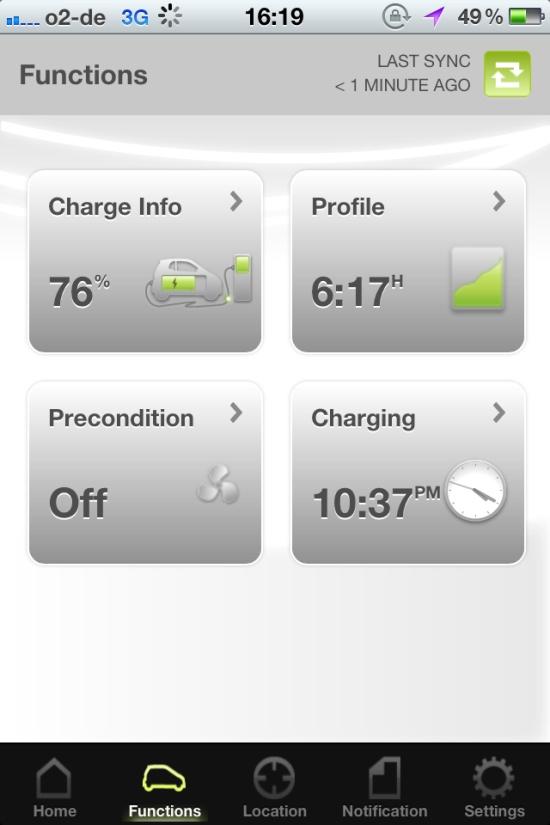 smartapp status
