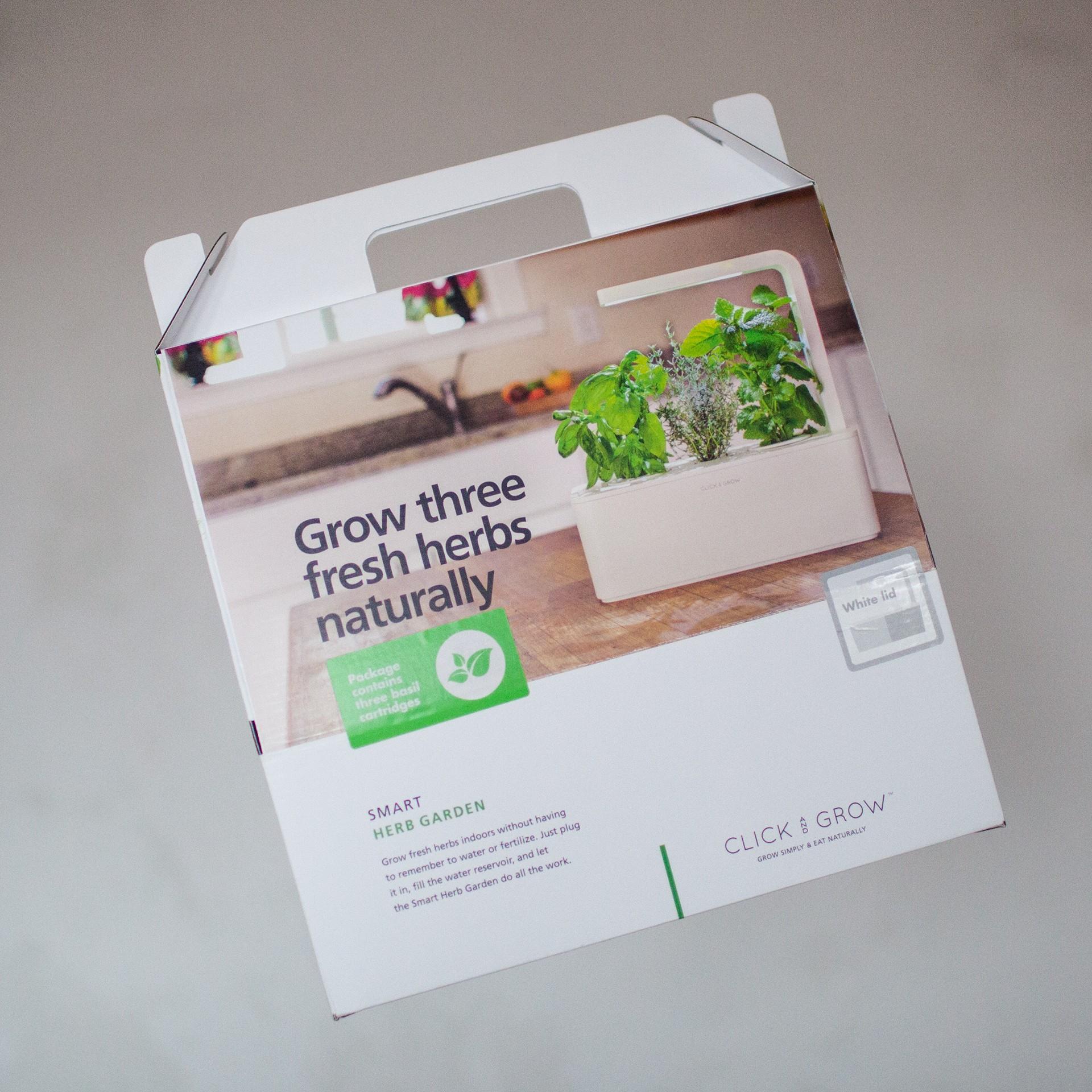 Smart Herb Garden Paket - Foto: Sandra Schink