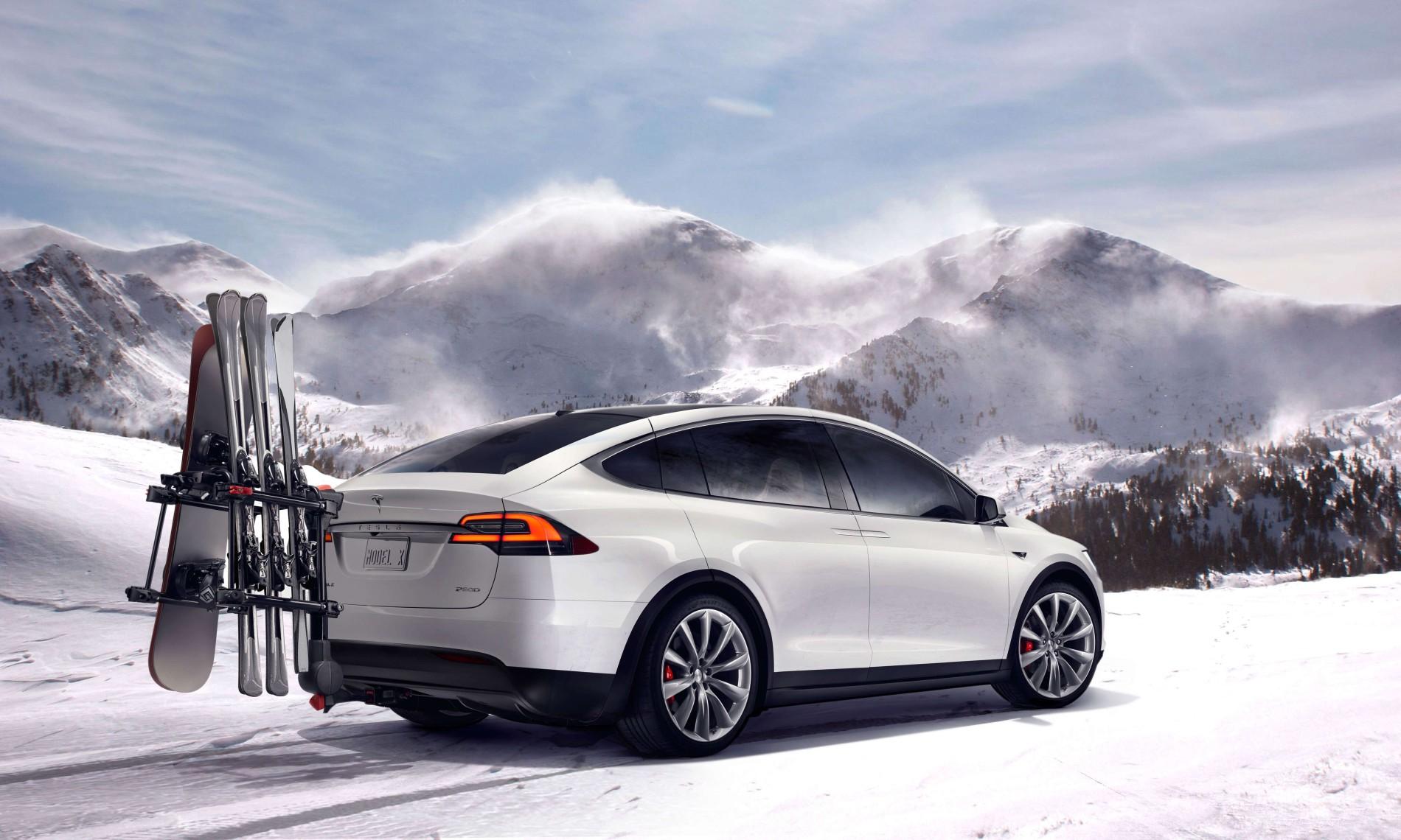 Tesla-X